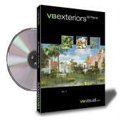VB EXTERIORS 3D Plants MicroStation Full Edition